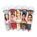 tubete arte no papel lembrancinhas personalizadas com foto